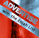 Advertise with the ElijahList