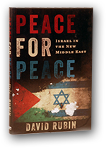 Peace for Peace: 'Israel in the New Middle East'