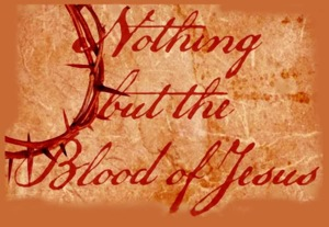 Cleansed by His blood