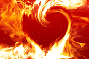 Our hearts burned within us
