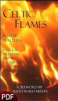 Celtic Flames by Kathie Walters