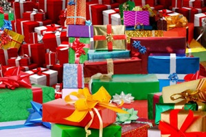 Receive gifts from Jesus