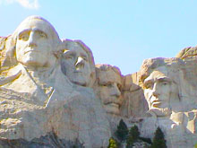 Mt. Rushmore