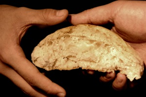 Share bread with the hungry