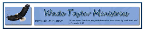 Wade Taylor Ministries