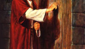 The Lord is knocking