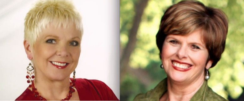 Cindy Jacobs and Patricia King: