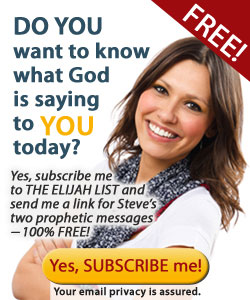Do you want to know what God is saying to you today? - Subscribe to our email list