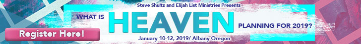 Register TODAY for What is Heaven Planning for 2019