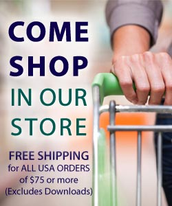 Shop Our Store! - Free Shipping for all USA orders over $75!
